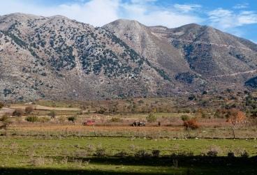 The Omalos Plateau