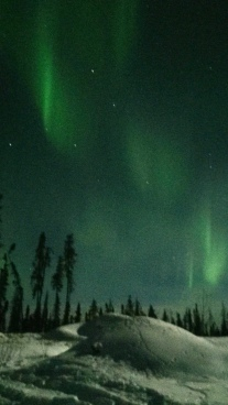 Northern Lights, Tommy Lakes rd, Near Fort St. John, BC